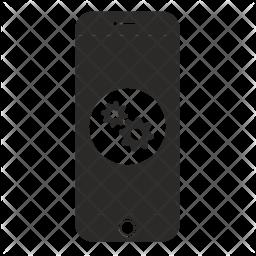 Mobile settings Icon