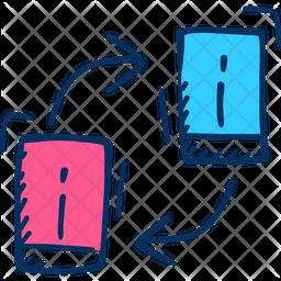 Mobile Sync Icon