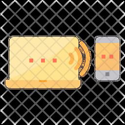 Mobile Synchronize Icon