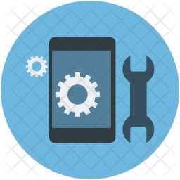 Mobile tools Icon