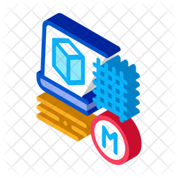 Modeling Building Materials Icon
