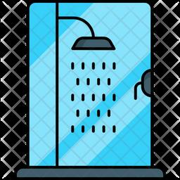 Modren Shower Room Icon