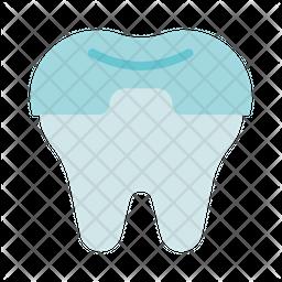 Molar Crown Icon