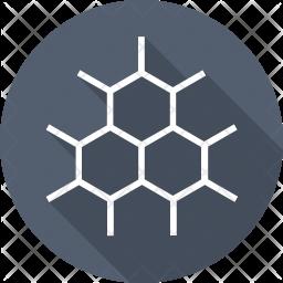 Molecular Bond Icon
