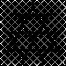 MOLECULAR STRUCTURE Line Icon