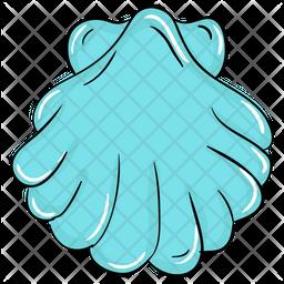 Mollusk Doodle Icon