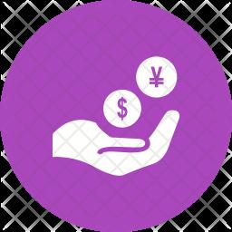 Monetary Icon
