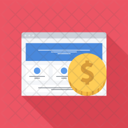 Monetization, Seo, Business, Startup, Marketing, Optimization Icon