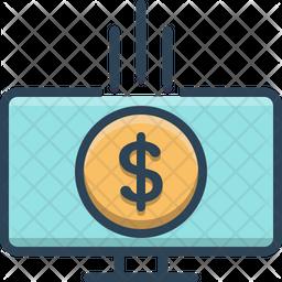 Monetizing Icon