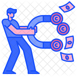 Money Attract Icon
