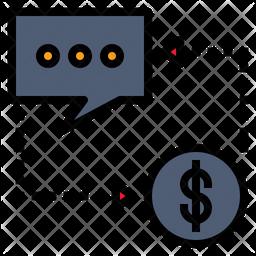 Money Changing Ideas Icon