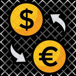 Money Exchange Icon