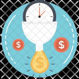 Money filtration Icon