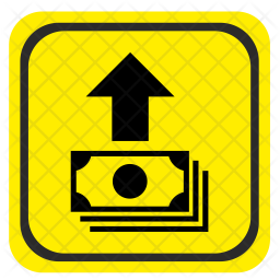 Money, Pay, Road, Pointer Icon
