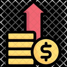 Money profit Icon