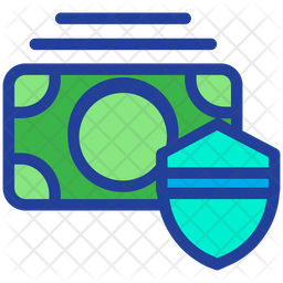 Money Shield Icon