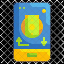 Money transfer application Icon