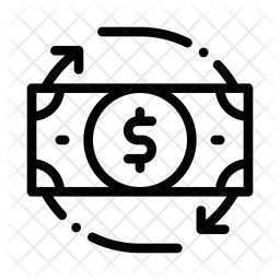 Money Transform Icon