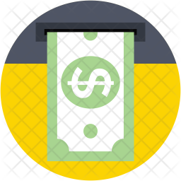 Money Withdrawal Icon