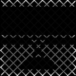 Monitor Glyph Icon