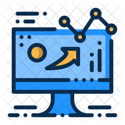 Monitor Sales Icon