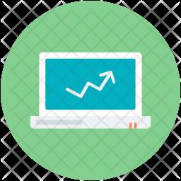Monitoring Flat Icon