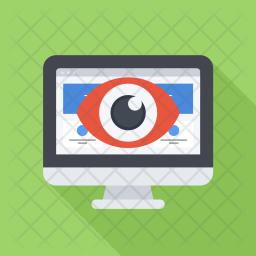 Monitoring, Seo, Business, Startup, Marketing, Optimization Icon