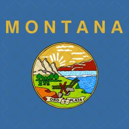 Montana Flag Icon