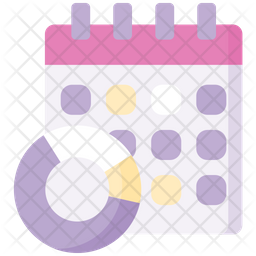 Monthly Chart Icon