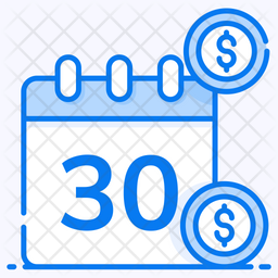 Monthly Payment Icon