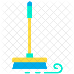 Mop stick Icon