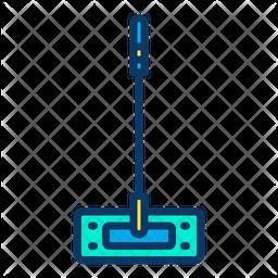 Mop Stick Icon