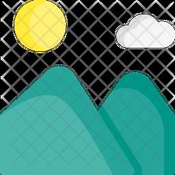 Morning Flat Icon