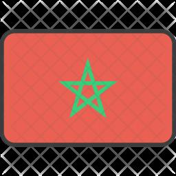 Morocco Flag Icon