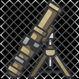 Mortar Weapon Icon
