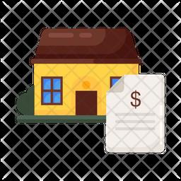 Mortgage Home Icon