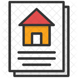 Mortgage Papers Icon