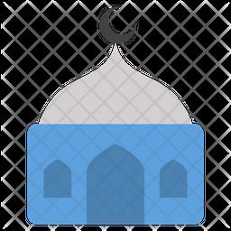 Mosque Emoji Icon