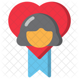 Mother day  Badge Icon
