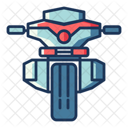 Moto police Icon