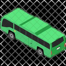 Motorbus Icon