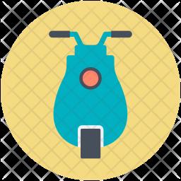 Motorscooter Icon