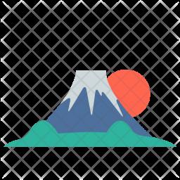 Mount Icon