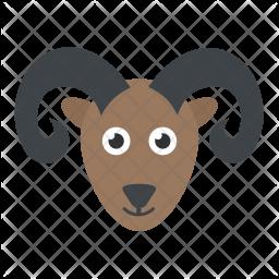 Mountain Goat Icon