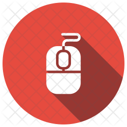 Mouse Glyph Icon