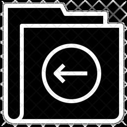 Move Folder Icon