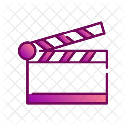Movie Icon Of Gradient Style Available In Svg Png Eps Ai Icon Fonts