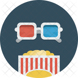 Movie Icon Of Flat Style Available In Svg Png Eps Ai Icon Fonts