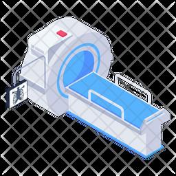 Mri Machine Icon