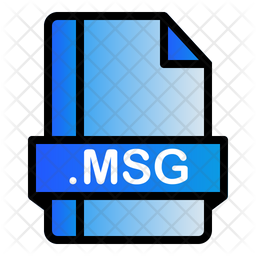 Msg File Icon